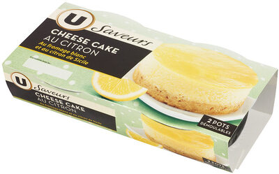 Cheese cake au citron - Product