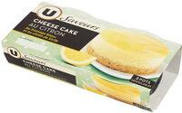 Cheese cake au citron - Product - fr