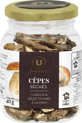 Cèpes séchées Saveurs - Prodotto - fr
