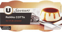 Panna Cotta au caramel - Product - fr