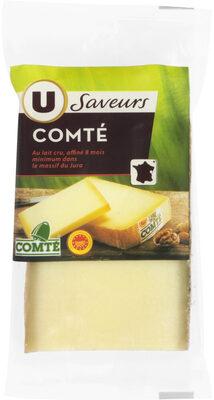 Comté AOP au lait cru 34%MG - Produit - fr