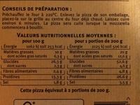 La 4 formaggi - Product