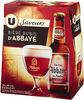 Bière rubis Abbaye des Flandres arôme fruits rouges 5° - Product