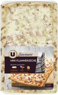 Flammekueche recette alsacienne - Produit - fr