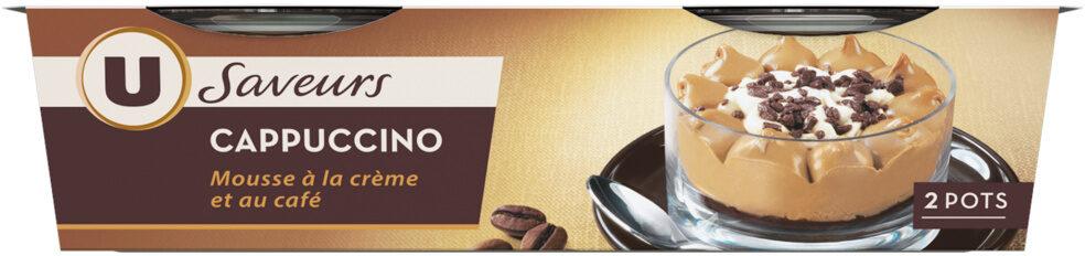 Dessert pâtissier saveur cappuccino - Product