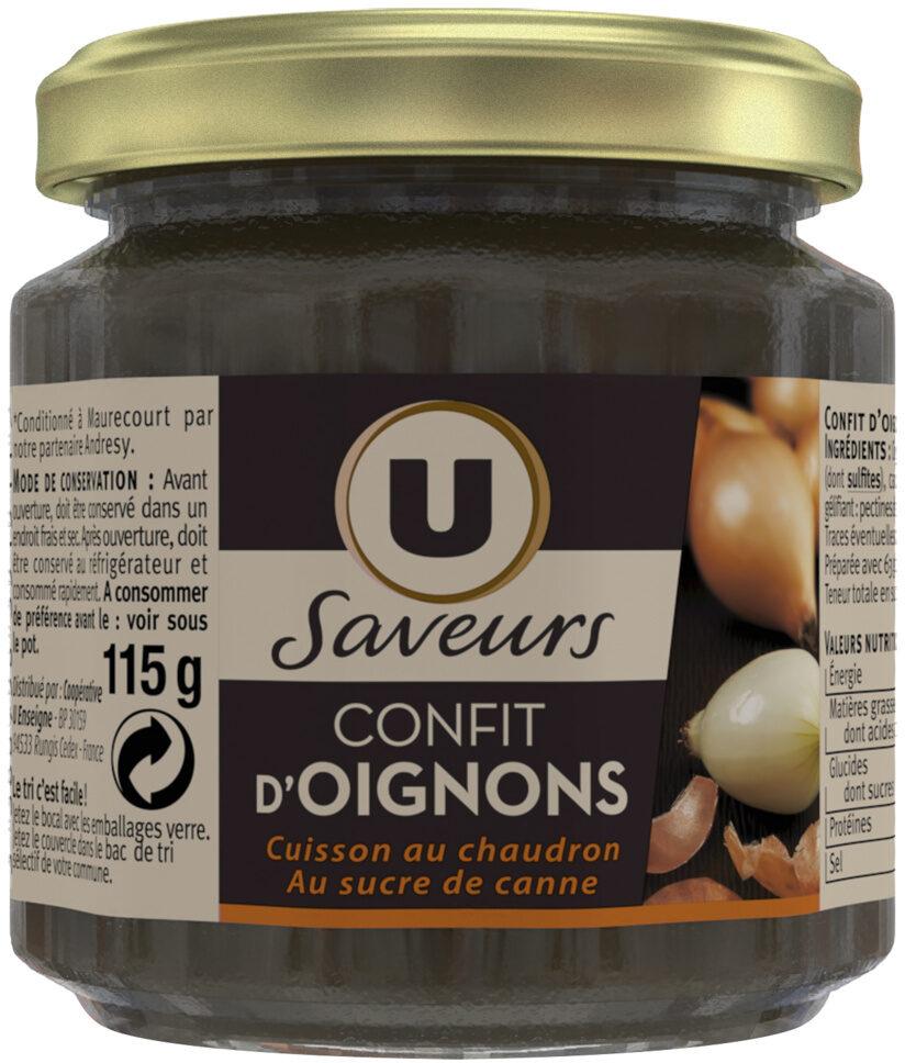 Confit d'oignons - Product - fr