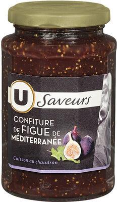 Confiture de figues de Méditerranée - Product