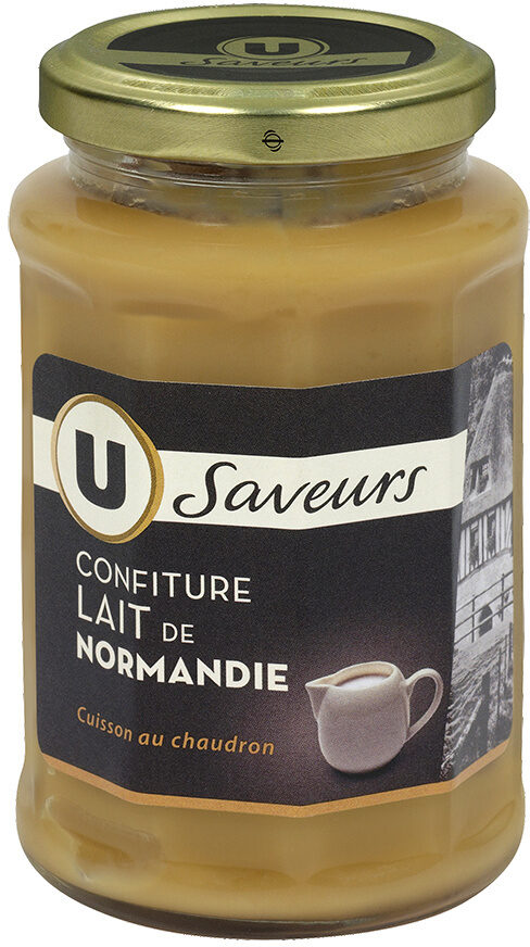 Confiture de lait de Normandie - Product