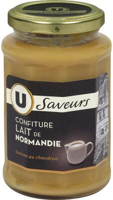 Confiture de lait de Normandie - Produit - fr