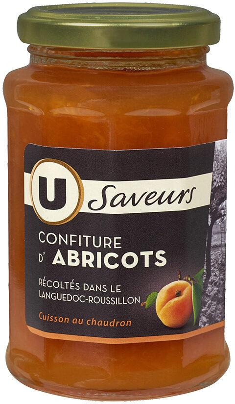 Confiture d'abricots récoltés dans le Languedoc-Roussillon - Product