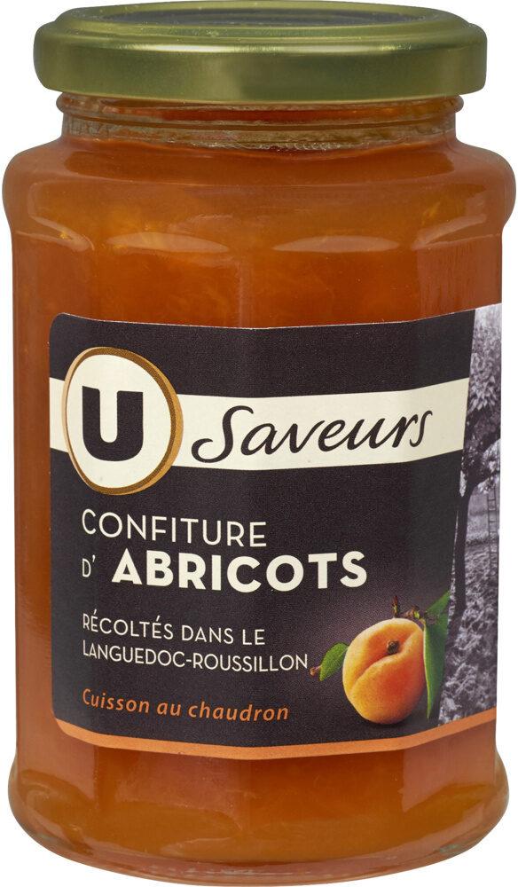 Confiture d'abricots récoltés dans le Languedoc-Roussillon Saveurs - Product - fr