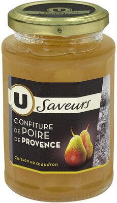 Confitures de Poires de Provence - Product