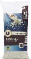 Gros sel De Guerande Saveurs - Produit - fr