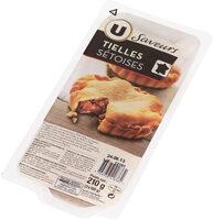 Tielles Sètoises - Produkt - fr