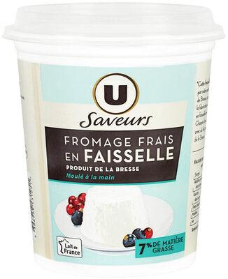 Faisselle au lait pasteurisé 7%MG - Product