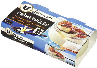 Crème brûlée nature - Product