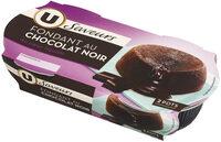 Fondant au chocolat noir - Product