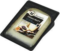 Pur brebis au lait pasteurisé Ossau Iraty AOP 36%MG - Product
