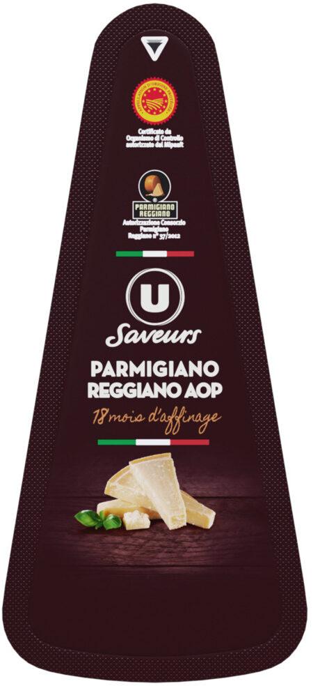PARMIGIANO REGGIANO AOP lait cru 30% de MG - Produit