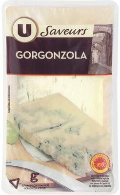 Gorgonzola AOP au lait pasteurisé 27%mg - Product - fr