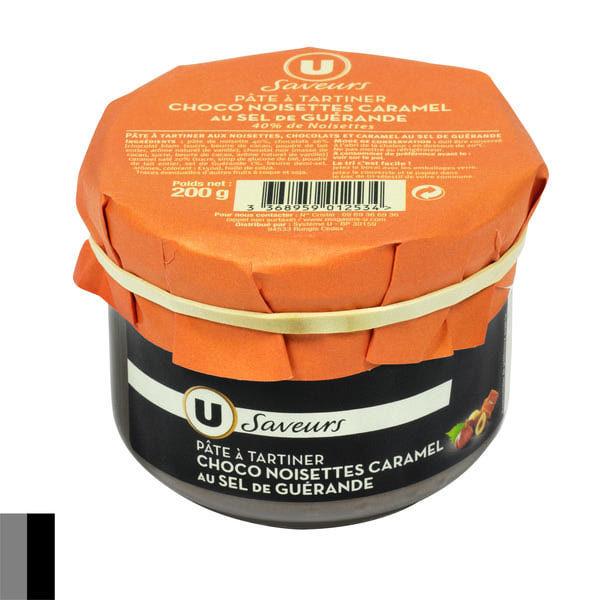 Pate tartiner chocolat/noisette/caramel au sel Guérande - Prodotto - fr