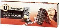 Spéculoos aux 3 chocolats - Product - fr