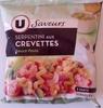 Serpentini aux crevettes (Sauce Pesto), Surgelés - Produit