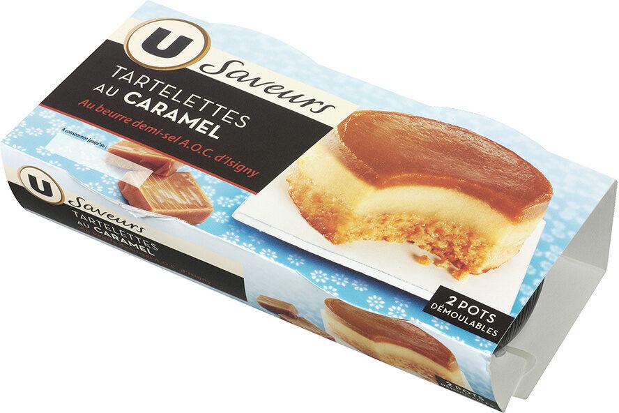 Tartelette au caramel - Product