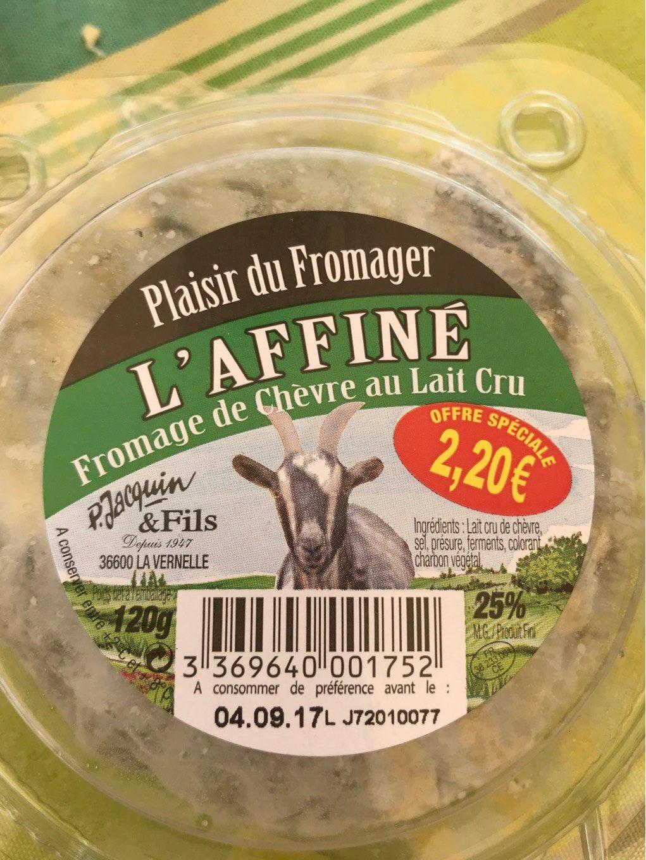L'affiné - Product - fr