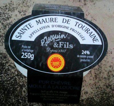 Sainte Maure de Touraine - Produit - fr