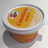 Cancoillotte au beurre - Product - fr