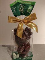 Chocolat noir vegan artisanal au lait d'amande - Produit - fr
