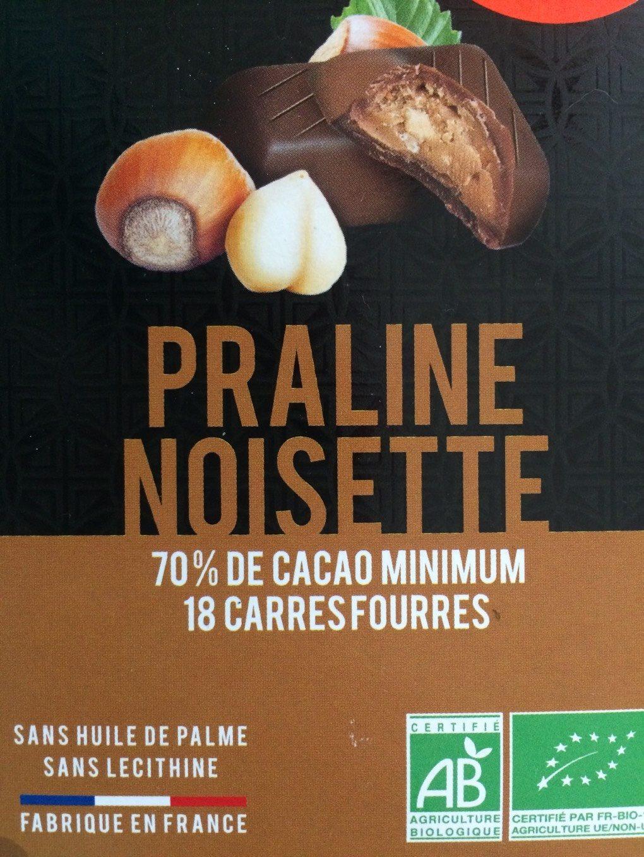 Praline noisette - Product