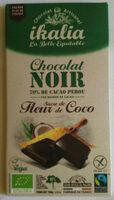 Epicerie / Epicerie Sucrée / Chocolat Bio - Product - fr