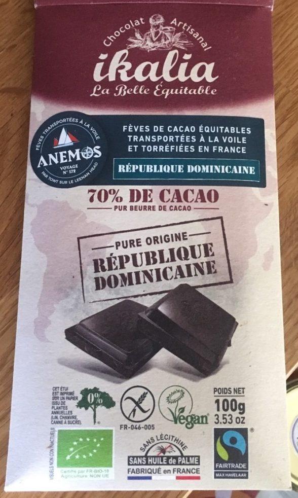 Chocolat artisanal - Prodotto - fr
