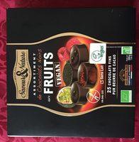 Ass Choc Noir Aux Fruits - Product