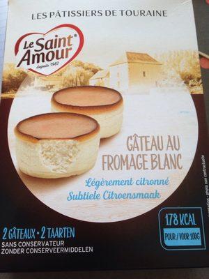 Gateaux Au Fromage Blanc Saint Amour Points Ww