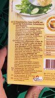 Soufflés ciboulette et oignons - Ingrediënten - fr