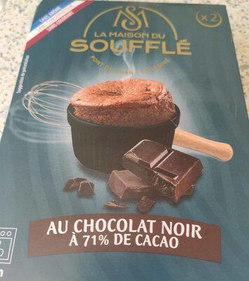 Soufflé au chocolat - Produit