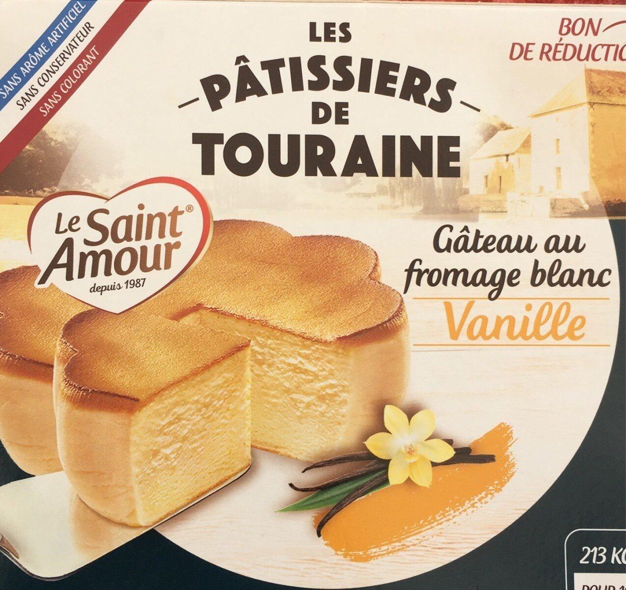 Le Saint Amour Gâteau au fromage blanc Vanille - Product - fr