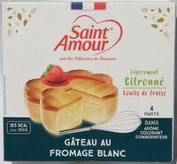 Gâteau au fromage blanc - Produit - fr