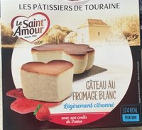 Gâteau au fromage blanc - Product