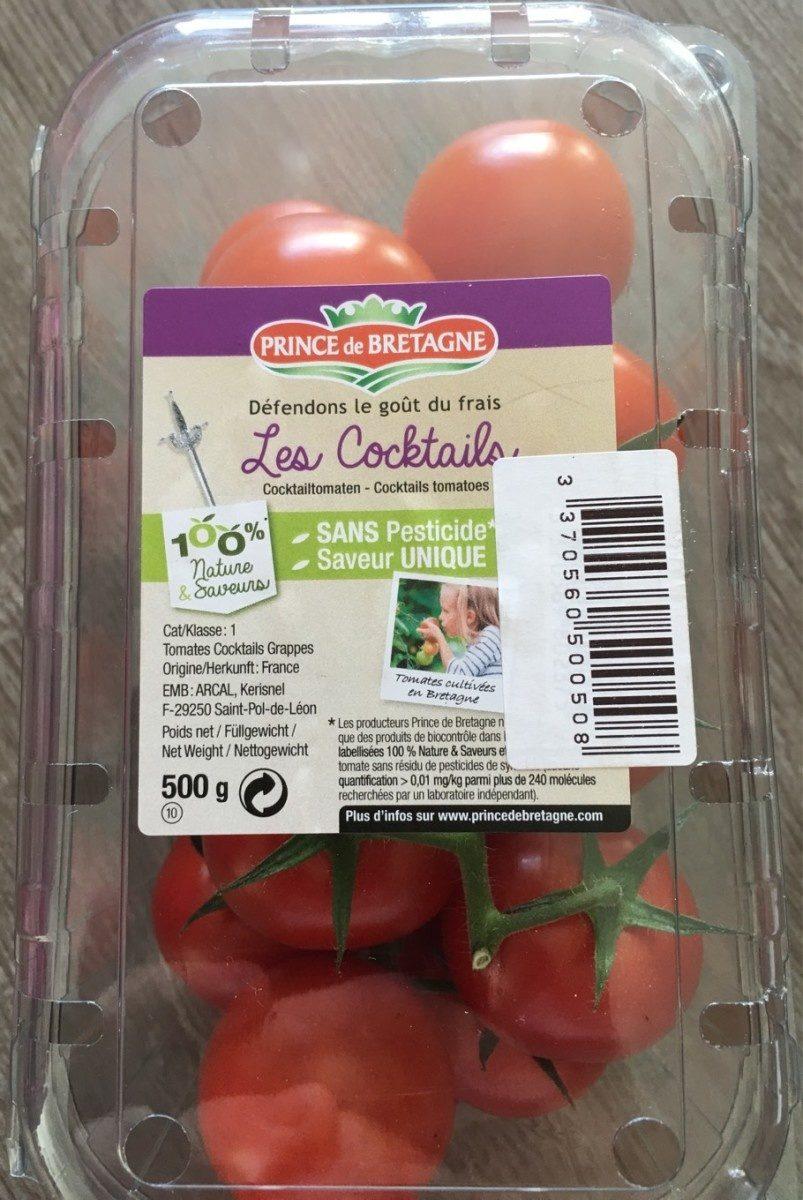 Tomate Cocktail Barquette, PRINCE DE BRETAGNE - Produit
