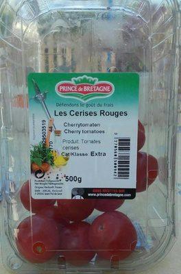 Tomates cerise - Produit