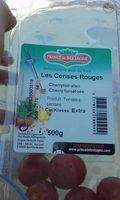 Tomates cerise - Ingrédients