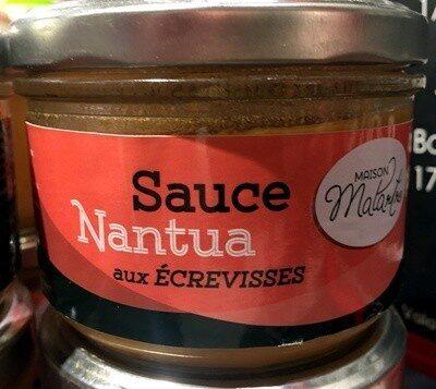 Sauce Nantua aux écrevisses - Produit - fr