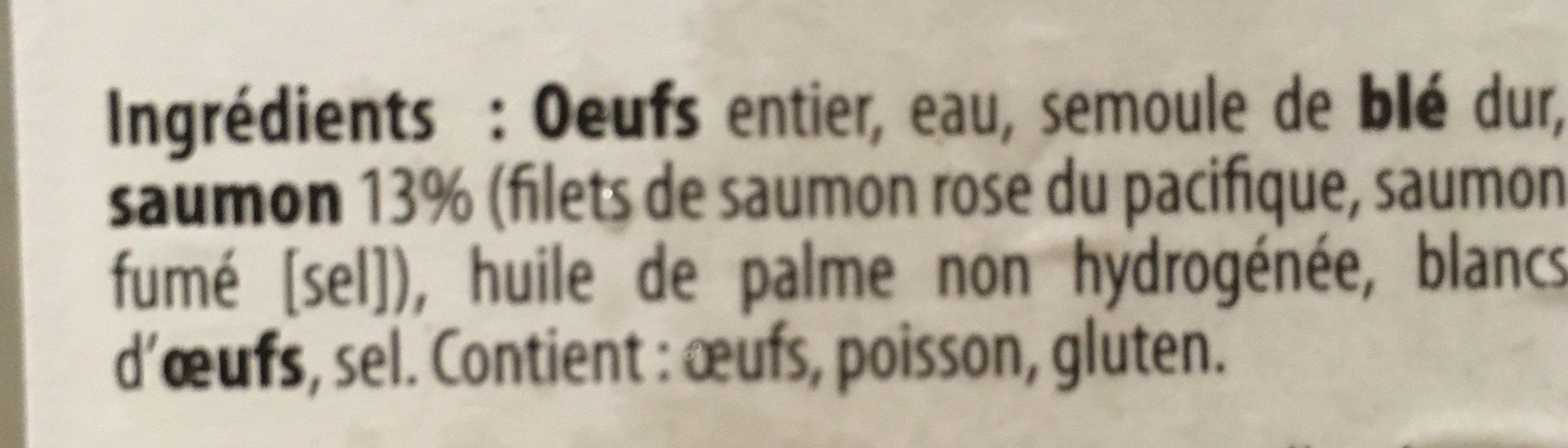 Quenelles lyonnaises cachere - Ingredients