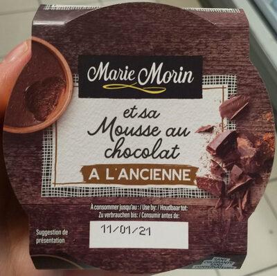 Mousse au chocolat à l'ancienne - Produit - fr