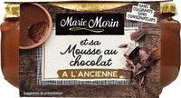 Mousse au chocolat à l'ancienne - Prodotto - fr