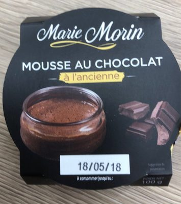 Mousse au chocolat à l'ancienne - Product - fr